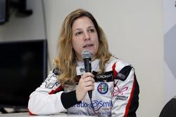 Michela Cerruti, Mulsanne Racing Alfa Romeo Giulietta TCR