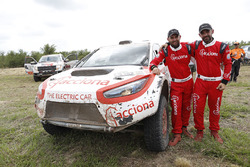 #369 Acciona Eco Powered: Аріельл Хатон, Герман Ролон