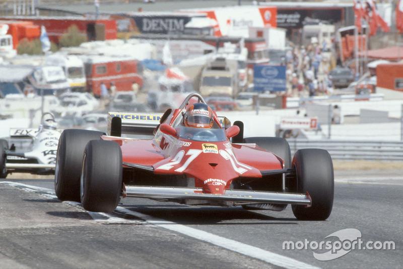 1981 : Ferrari 126CK