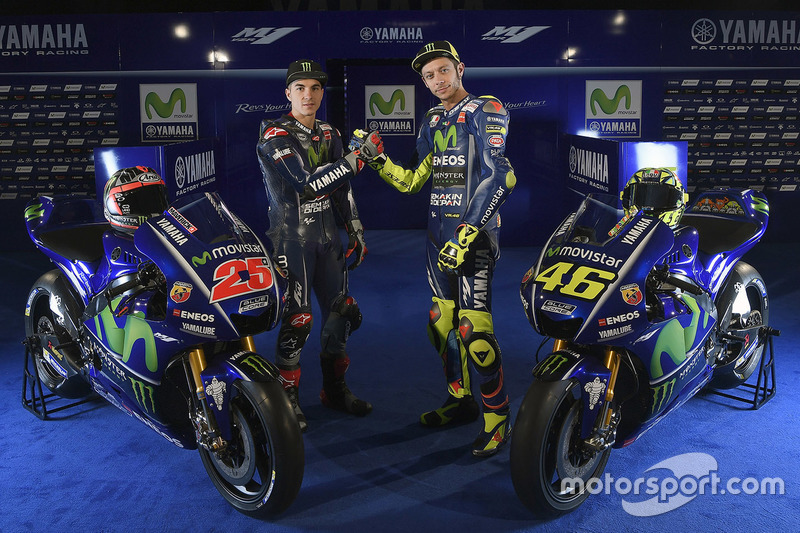 19 Ocak : Yamaha takımının tanıtımı