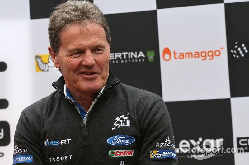 Малкольм Вілсон, керівник M-Sport