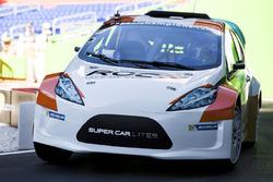 Паскаль Верляйн на RX Supercar Lite