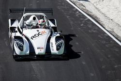 Tom Kristensen rijdt met de Radical SR3 RSX