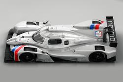 Norma/Yvan Muller 车队新车发布仪式