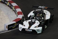Petter Solberg, conduce el KTM X-Bow Comp R