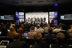 Pressekonferenz zum neuen NASCAR-Rennformat