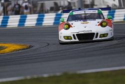 #54 CORE autosport Porsche 911 GT3R: Джон Беннет, Колін Браун, Нік Йонссон, Патрік Лонг