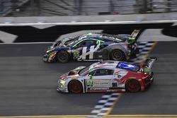 #57 Stevenson Motorsports, Audi R8 LMS GT3: Andrew Davis, Lawson Aschenbach, Matt Bell, Robin Liddell
