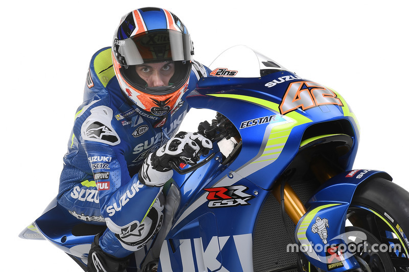Алекс Рінс, Team Suzuki Ecstar MotoGP