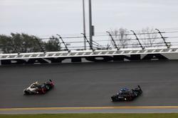 #5 Action Express Racing Cadillac DPi: Joao Barbosa, Christian Fittipaldi, Filipe Albuquerque; #10 Wayne Taylor Racing Cadillac DPi: Ricky Taylor, Jordan Taylor, Max Angelelli, Jeff Gordon