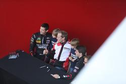 №73 Park Place Motorsports Porsche GT3 R: Патрик Линдси, Йорг Бергмайстер, Мэтью МакМарри, Норберт Зидлер