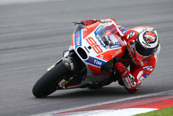 MotoGP-Test in Sepang, Januar