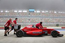 La voiture de Felipe Drugovich