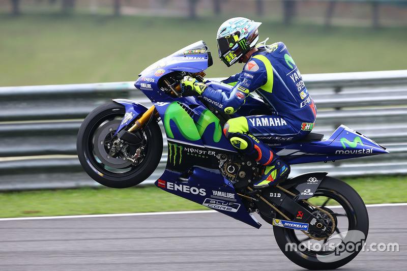 6º Valentino Rossi (Yamaha) 1:59.589 a 0.221