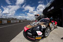 #12 Competition Motorsports powered by Ice Break, Porsche 991 GT3 R: David Calvert-Jones, Patrick Long, Marc Lieb, Matt Campbelll