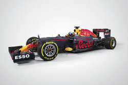 Sesión de estudio Red Bull Racing