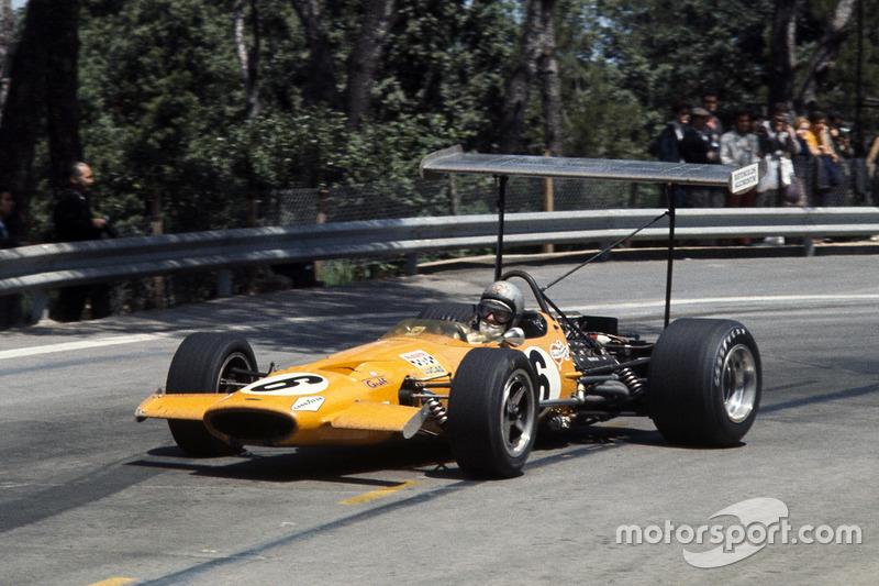 1969-1971: McLaren M7C