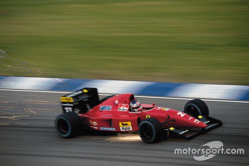 F1, Adelaide 1992: Jean Alesi, Ferrari F92A