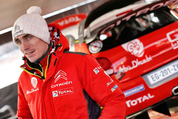 Craig Breen, Citroën World Rally Team