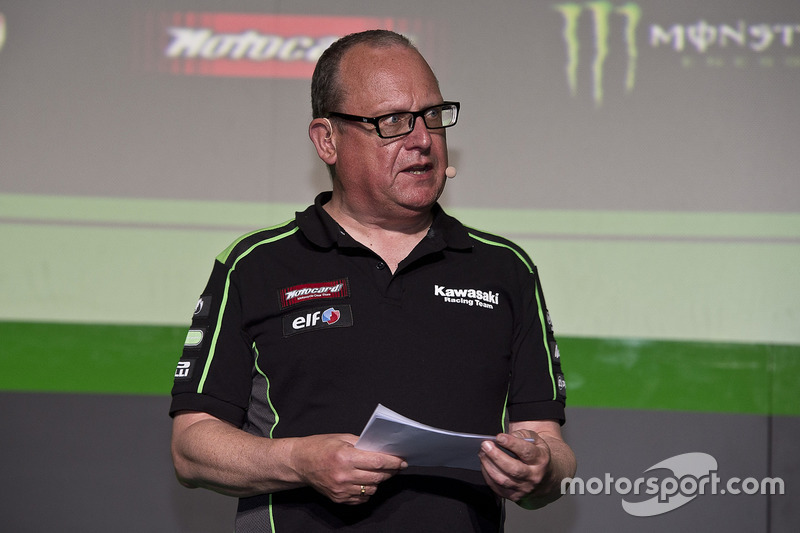 Présentation du Kawasaki Racing Team