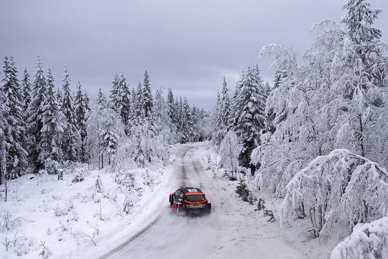 Мадс Остберг, Ола Флоене, Ford Fiesta WRC, M-Sport