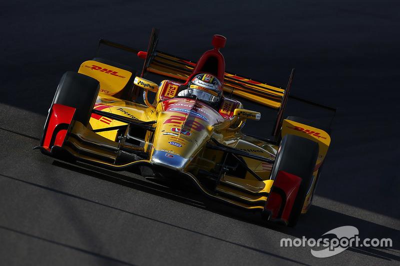 #29 Ryan Hunter-Reay, DHL / Honda