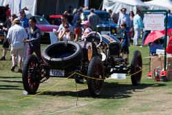 Amerikanischer Rennwagen von 1912