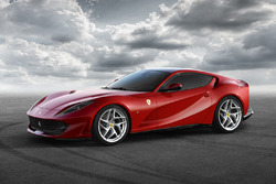 Ferrari 812 Superfast unveil