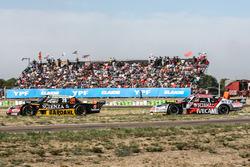Emiliano Spataro, Renault Sport Torino, Guillermo Ortelli, JP Carrera Chevrolet
