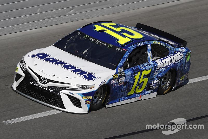 30. Michael Waltrip, Premium Motorsports, Toyota