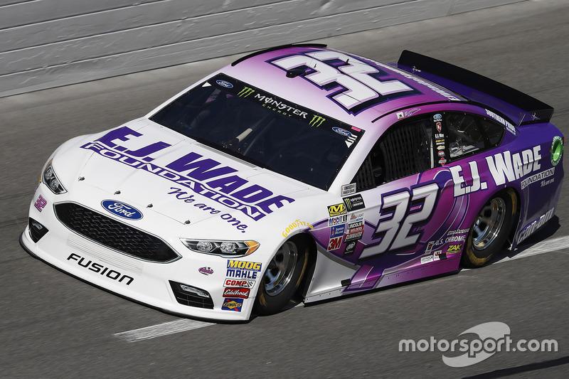 25. Matt DiBenedetto, Go Fas Racing, Ford