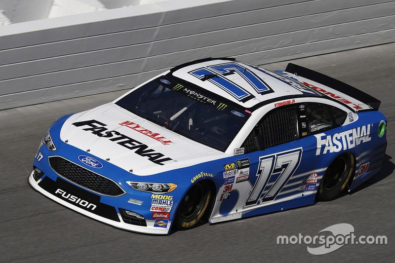 23. Ricky Stenhouse Jr., Roush Fenway Racing, Ford