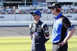 Kasey Kahne, Hendrick Motorsports, Chevrolet; Keith Rodden