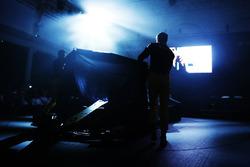 Jolyon Palmer, Renault Sport F1 Team y Nico Hulkenberg, Renault Sport F1 Team