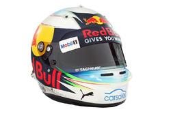 Daniel Ricciardo 2017 helmet