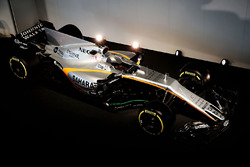 Présentation de la Sahara Force India F1 VJM10