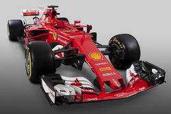 Презентация Ferrari SF70H