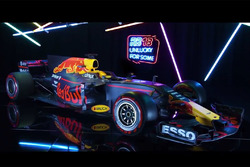 Präsentation: Red Bull RB13