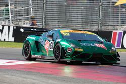 #69 Koala Motorsport Lamborghini R-EX : Brenton Griguol, Tim Macrow