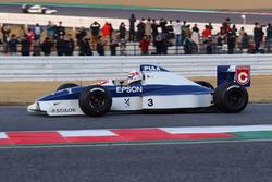 Satoru Nakajima, Tyrrell 019