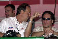 Keith Wiggins and Mario Dominguez