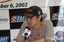 Press conference: Tora Takagi