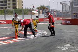 Repairs at turn 1