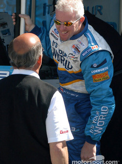 Bobby Rahal and Paul Tracy