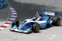 Pace lap: Paul Tracy