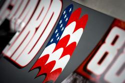 Car detail, Dale Earnhardt Jr., Hendrick Motorsports Chevrolet