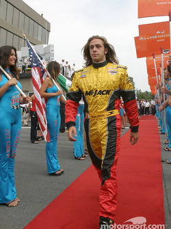 Drivers presentation: Nelson Philippe
