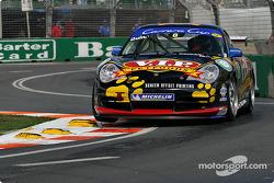 Tony Quinn, well known local Porsche driver