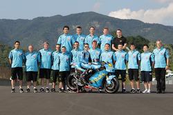 Crescent Suzuki team photoshoot