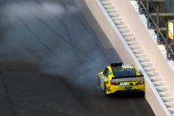 Carl Edwards, Roush Fenway Racing Ford crashes